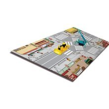 Tomica Construction Play Map