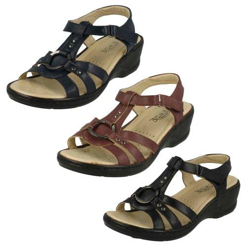 Ladies Eaze Casual Summer Sandals