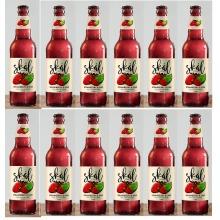 Skal Cider 4% Strawberry & Lime Vegan 12x500ml Best Before 31stApril21