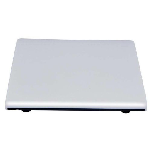 (White) External USB 3.0 DVD RW CD Writer Drive Burner Reader Player For Laptop Computer
