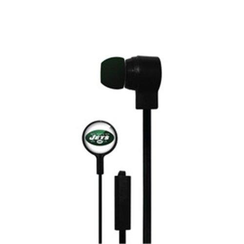 New York Jets Big Logo Ear Buds