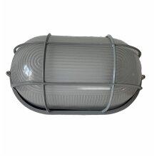 Grey Led Bulkhead Light