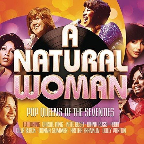 A Natural Woman [CD]