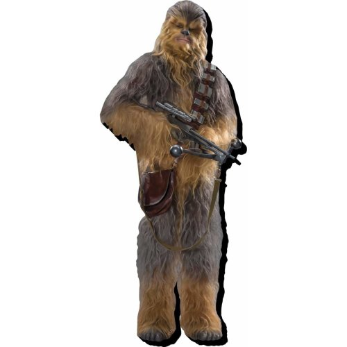 Magnet - Star Wars - Chewbacca Funky Chunky New Licensed 95740