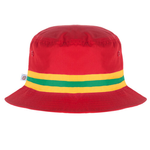 fan originals Bucket Hat Red Yellow Green Wales Colours