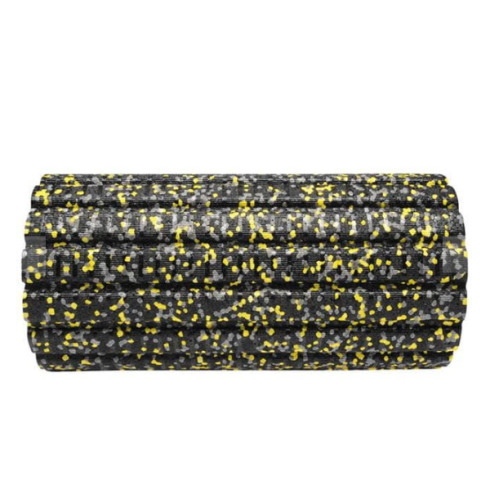 EVERLAST Foam Roller Black/Grey/Yellow