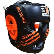 New Headguard For Boxing Training Headgear Adjustable