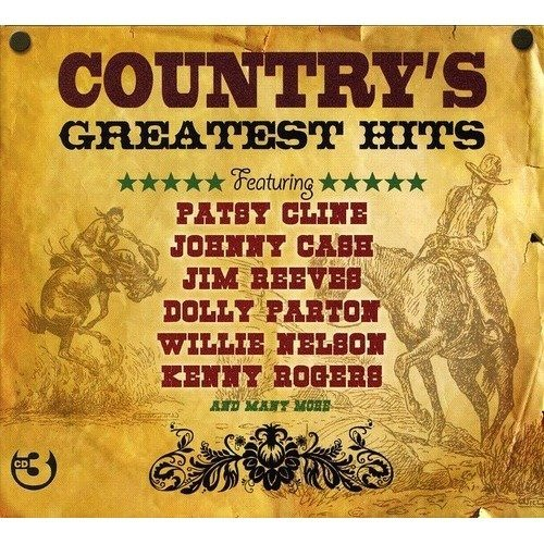 Countrys Greatest Hits [CD]