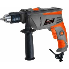 Terratek 810W Hammer Drill, Powerful Variable Speed Electric Drill