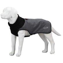 Scruffs & Tramps Thermal Dog Coat XXS Grey Pet Costume Dog Clothes Puppy Coat