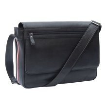 Primehide Mens Leather Messenger Bag - Laptop Shoulder Bag - Texan Collection - 8413