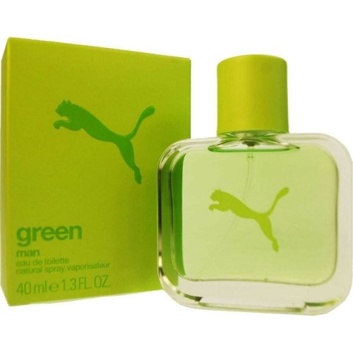 exterior laringe Oso polar  Puma Green Eau de Toilette Spray for Men 40ml on OnBuy