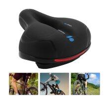 WIDE EXTRA COMFY BIKE BICYCLE GEL CRUISER COMFORT SPORTY SOFT PAD SADDLE SEAT UK
