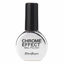 Stargazer Chrome Nail Polish (SILVER) 10ml