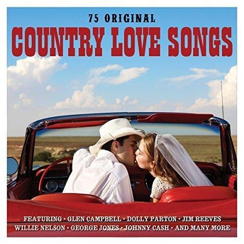 Country Love Songs [3cd Box Set]