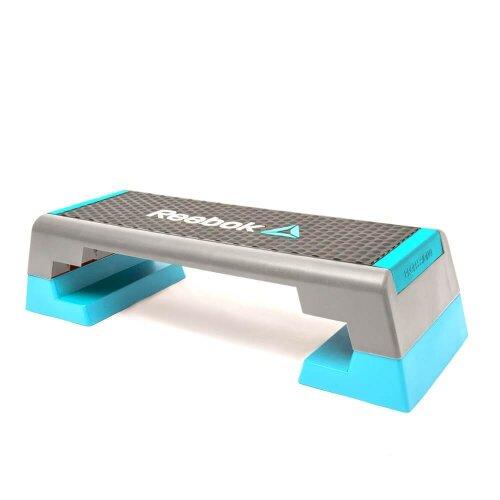 Reebok Women's Step Adjustable Stepper Aerobic Cardio Platform