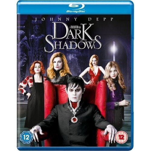 Dark Shadows Blu-Ray [2012]