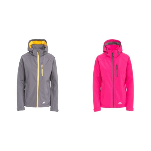 Trespass Womens/Ladies Lorina Waterproof Softshell Jacket