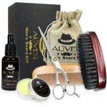 Beard Care Set For Men | Beard Grooming Gift Set