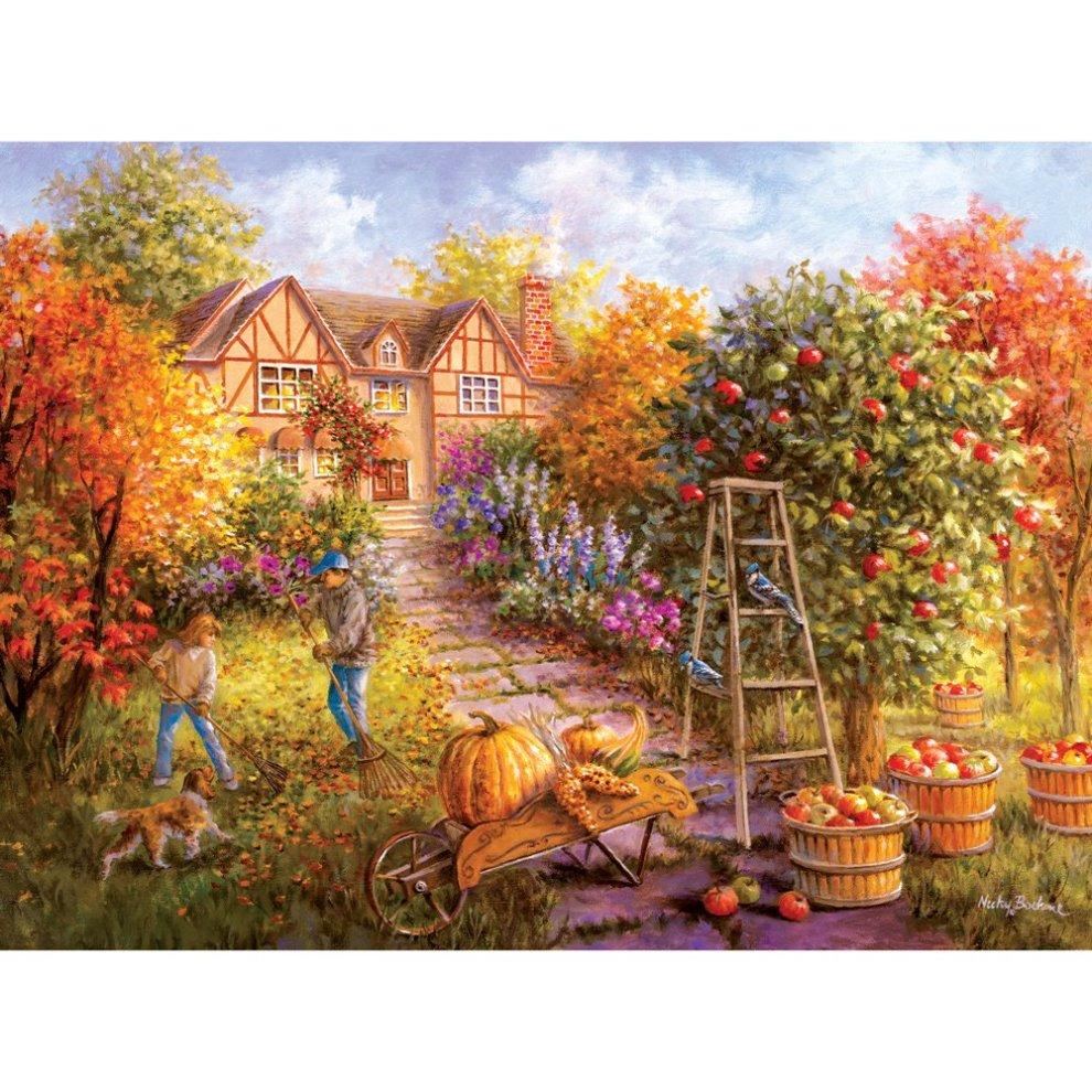 Nicky Boehme 500 Piece Jigsaw Puzzles