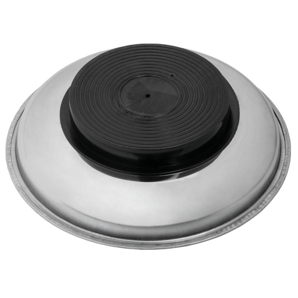 KS TOOLS 800.0150 Edelstahl Magnet Teller Ø 150 mm