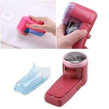 CLOTHES ELECTRIC BOBBLE FLUFF LINT REMOVER SHAVER FUZZ OFF FABRIC