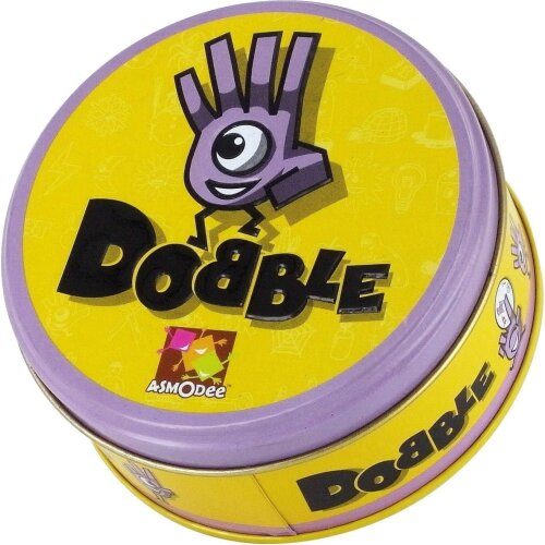Kids Dobble Card Game Family Games Playset (Age Group: 4+)