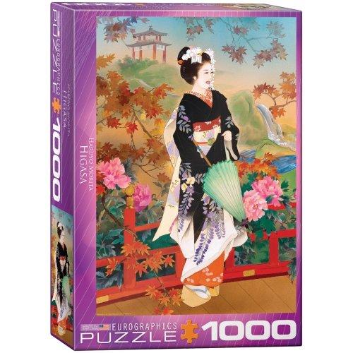 Eg60000742 - Eurographics Puzzle 1000 Pc - Morita, Higasa