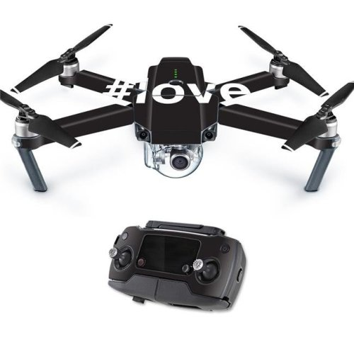 MightySkins DJMAVPRO-Love 2 Skin Decal Wrap for DJI Mavic - Love 2