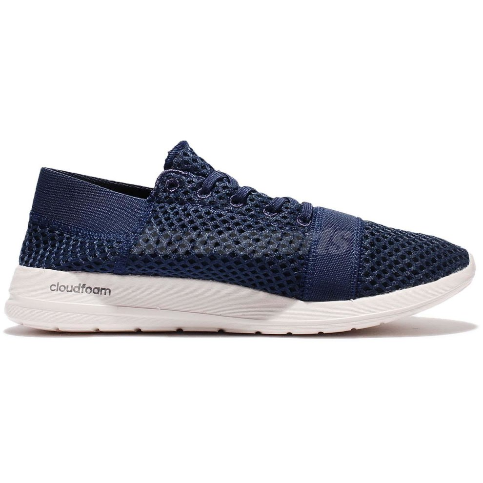 (UK 9) Adidas Cloudfoam Element Racer Mens Trainers