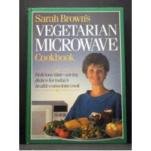 Vegetarian Microwave Cookbook - Used