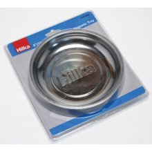 """Hilka 11901006 Diameter Stainless Steel Magnetic Tray 6"""" Diameter"""