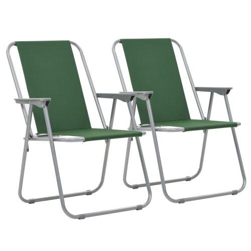 Folding Camping Chair Set