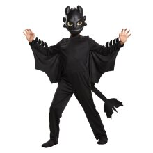 Toothless Costume for toddlers and children - How to Train Your Dragon