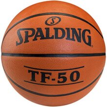 Spalding TF50 Basketball Outdoor Rubber Size 6 & 3