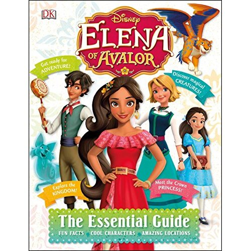 Disney Elena of Avalor: The Essential Guide - Used