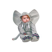 Toddlers Baby Elephant Fancy Dress Costume 6 - 12 Months