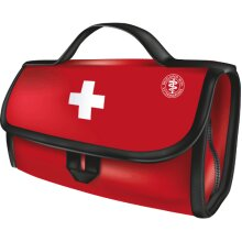 Premium First Aid Kit With 17 different components