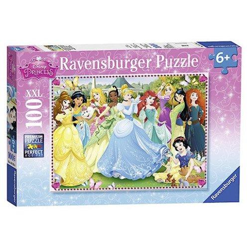 Ravensburger Disney Princess Xxl Puzzle - 100 Pieces