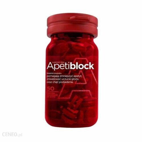 APETIBLOCK 50 tab Reduces appetite fat burner hydrominum be slim liporedium
