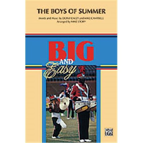 Alfred 00-29516 BOYS OF SUMMER, THE-B&E