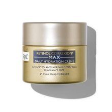 RoC Retinol Correxion Max Daily Hydration Anti-Aging Crème with Hyaluronic Acid, Fragrance-Free, 1.7 Ounces