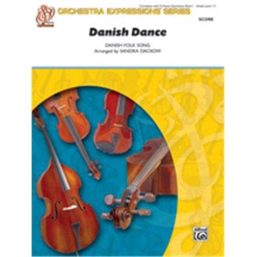 Alfred 00-35894 DANISH DANCE-OE1 SET4D