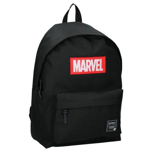 backpack Avengers 18 liter 43 x 30 cm polyester black