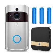 Smart Phone Wireless WiFi Video Doorbell Wireless