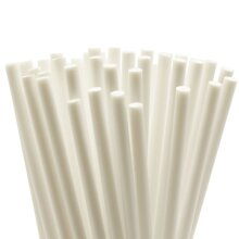 Cake Dowels - White Plastic - 8 Inch & 12 Inch - Various Pack Sizes