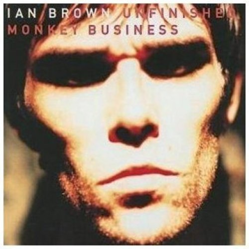 Ian Brown - Unfinished Monkey Business [CD]