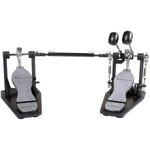 Roland Heavy-Duty Double Kick Pedal with Noise Eater Technology - RDH-102