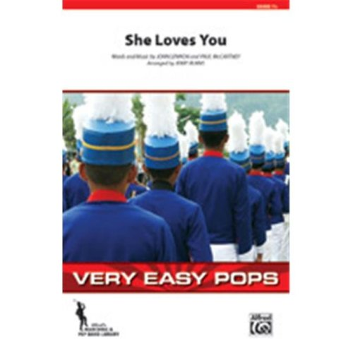 Alfred 00-40195 SHE LOVES YOU-VEP