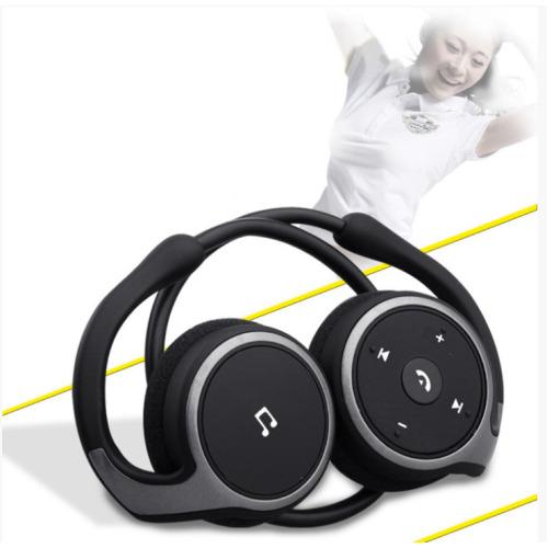 KAMTRON Wireless Sports Earphones Hi-Fi Stereo Earphones